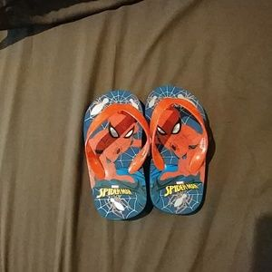 Other - $2 if bundled. Almost new flip flops!